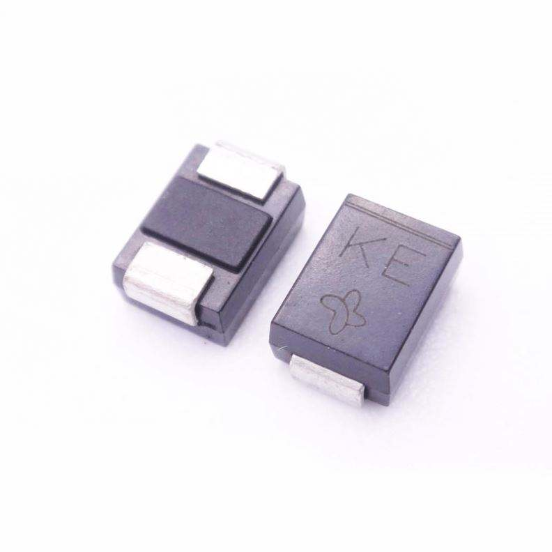 5 pieces Transient Voltage Suppressors 600W 54.0V TVS Diodes