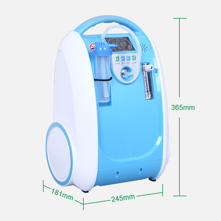 Ce Approved 5l Minimum Price Portable Health Care Oxygen Concentrator /5 L Min Portable Oxygen Concentrator With Inverter