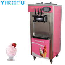 Quality Assurance Firm mini soft ice cream machine