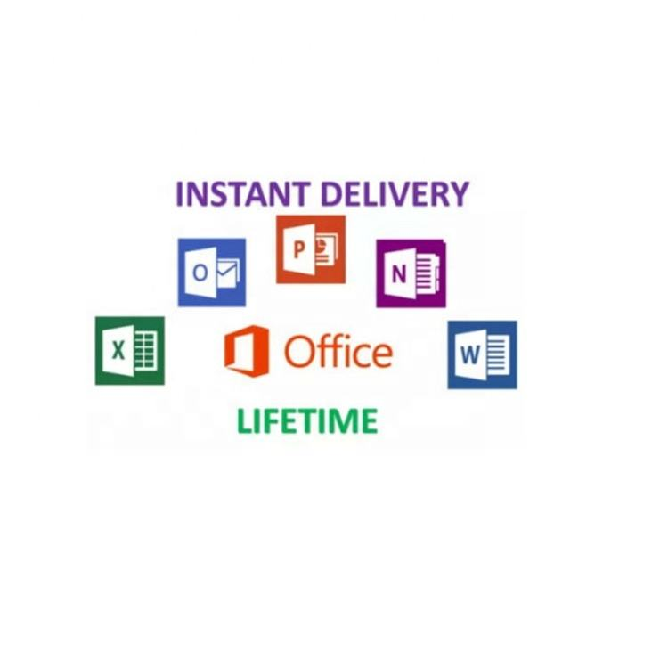 Microsoft Computer Software Professionele Plus Office 2016 Office 2019 Pro Key Levenslange Licentie Office 365 Digitale Sleutel Voor Verkoop
