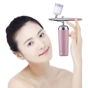 Girl Gifts Rechargeable Spray Makeup With Batteries Operation Kit Cake Decorating Tools Cordless Airbrush compressor