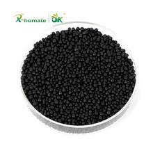 Cheap! Humic acid plus Amino Acid with NPK shiny ball insoluble bio organic fertilizer