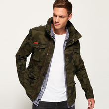 men Military green  jacket for 2019 autumn