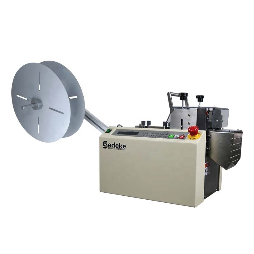 Automatic Wire Cutting Machine Shrink Sleeve PVC Tube Cutting Machine