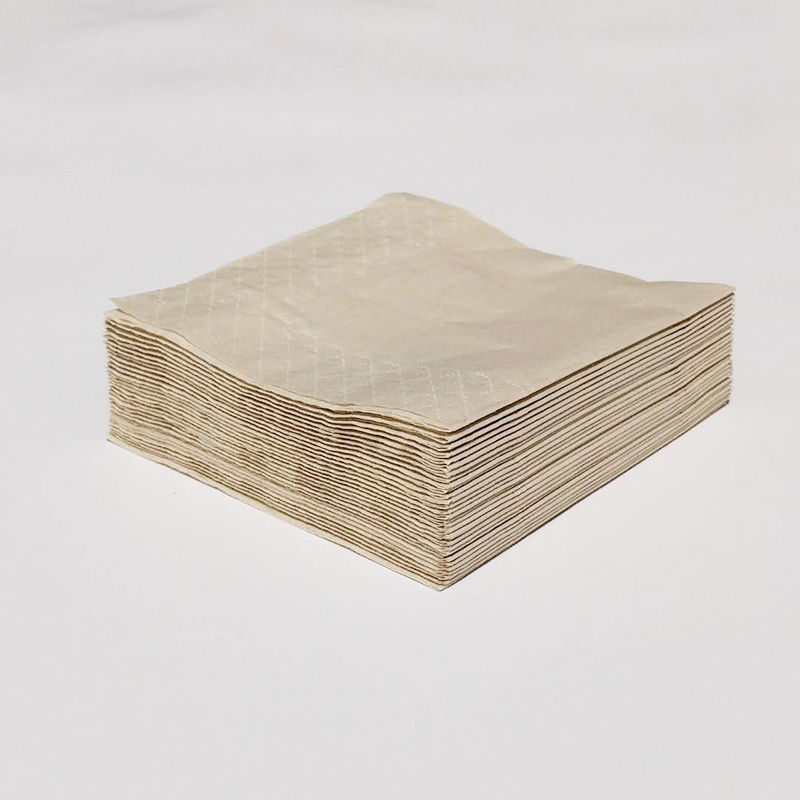 Cotton raw material holder napkin for office