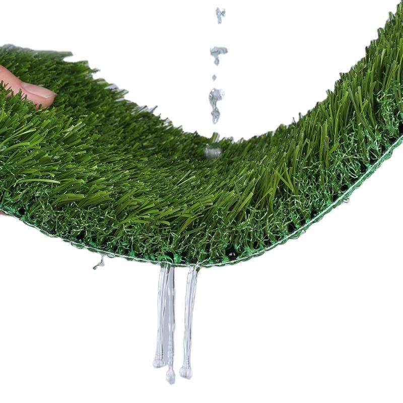 Customizable Green Backing High quality Supermarket,Gymnasium,Park,School Artificial Grass