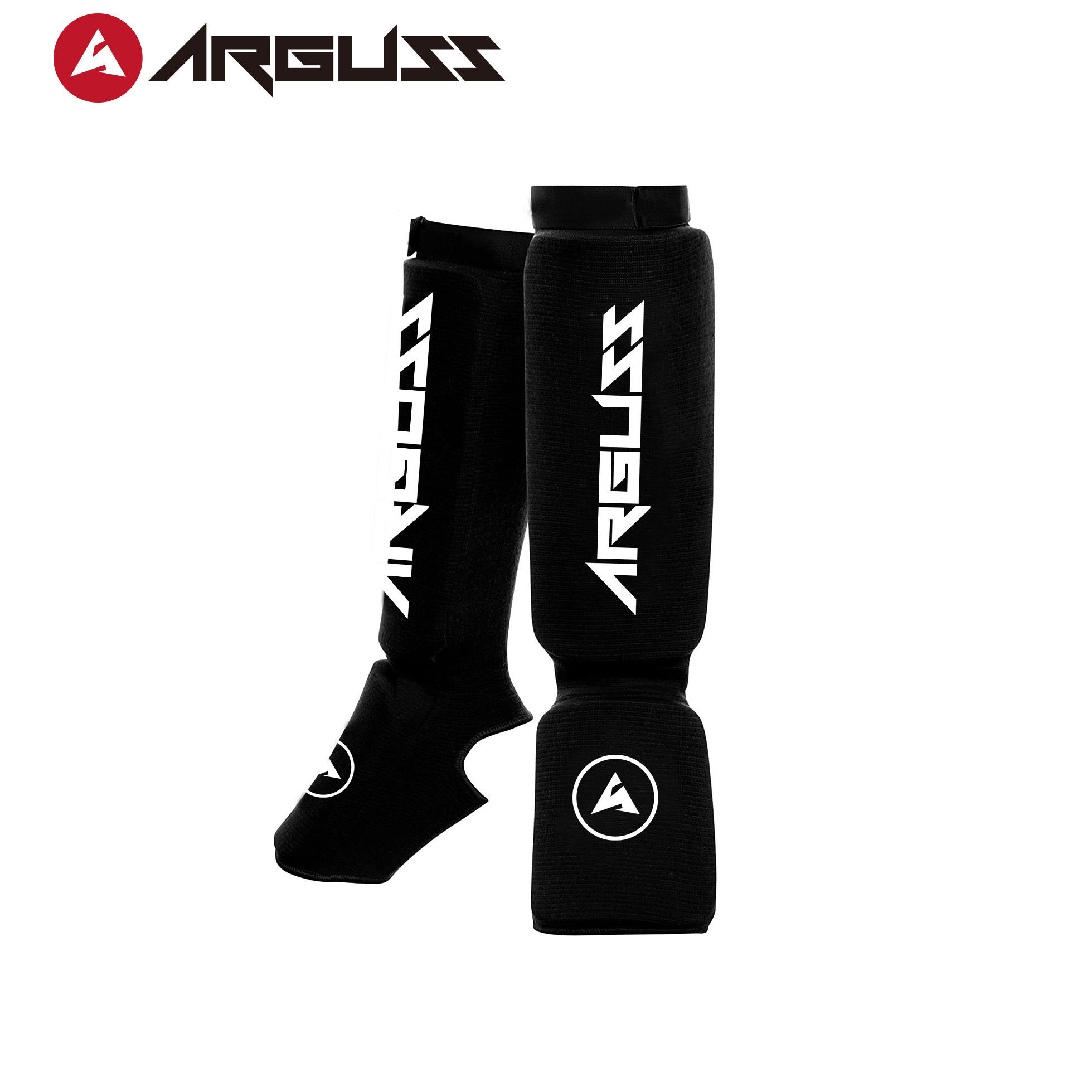 Kickboxing MMA Shin Guards Boxing Training Equipment Competition Muay Thai Shin Guards Shin and Instep Guards