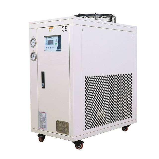 300 Watt Oem Thermoelectric Cooling Module Air Cooled Exchanger Small Refrigeration Units