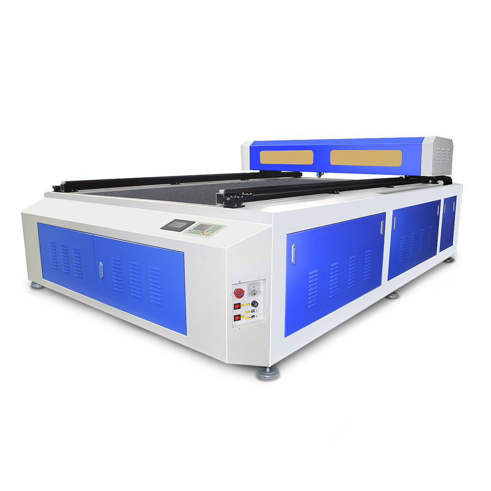 mix cnc co2 laser cutting machine 150W/300W 1325 laser cutter for metal steel and nonmetal plastic MDF Acrylic