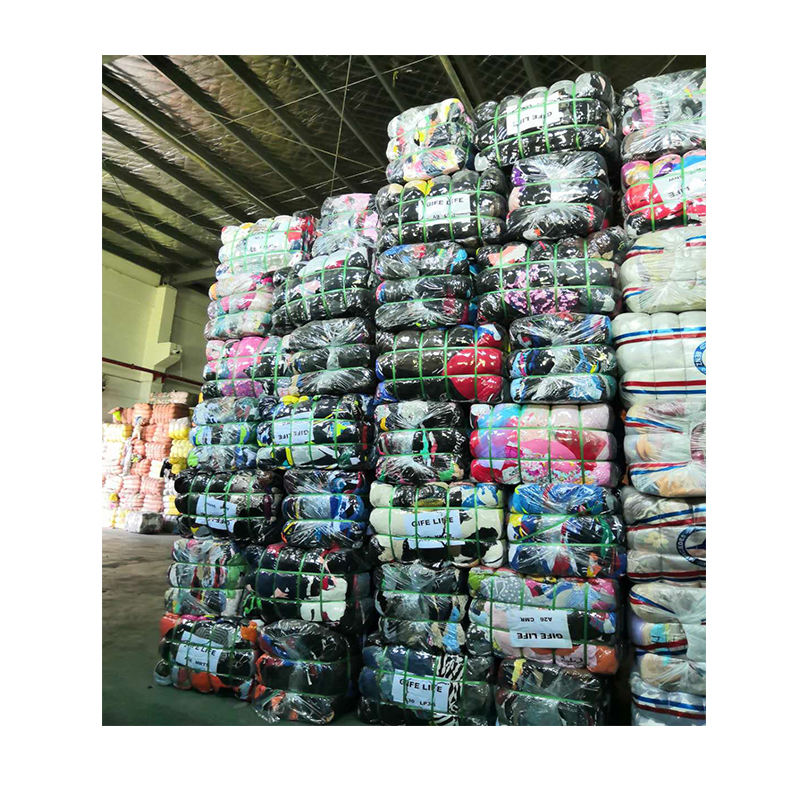 velvet used clothes bales cheap second hand clothing wholesale women clothes brand used clothes