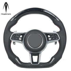 For Porsche 911.1 970 958 boxster cayman old model to new Porsche carbon fiber steering wheel
