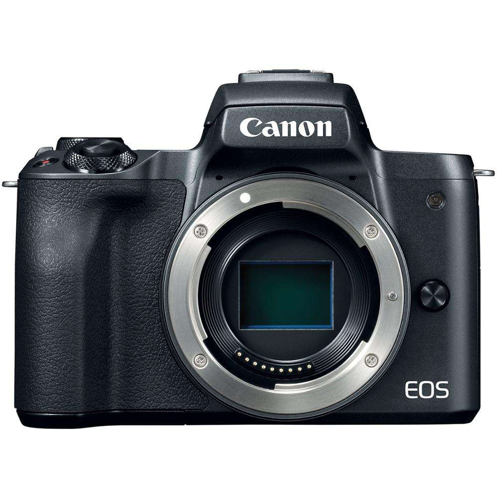 Canon EOS M50 Mirrorless Digital Camera Black (Body Only)