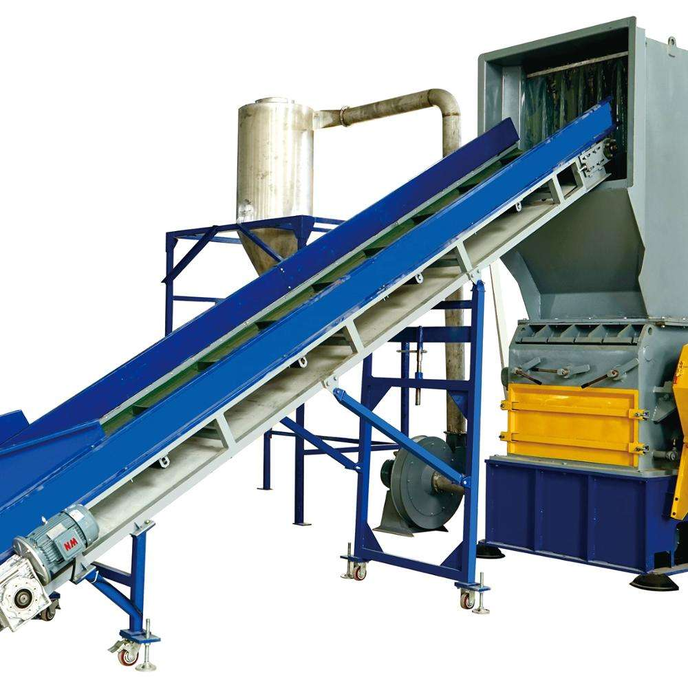 CE Industrial Plastic Shredding/Grinding/Crushing Machine/Pet Bottle Cutting Machine
