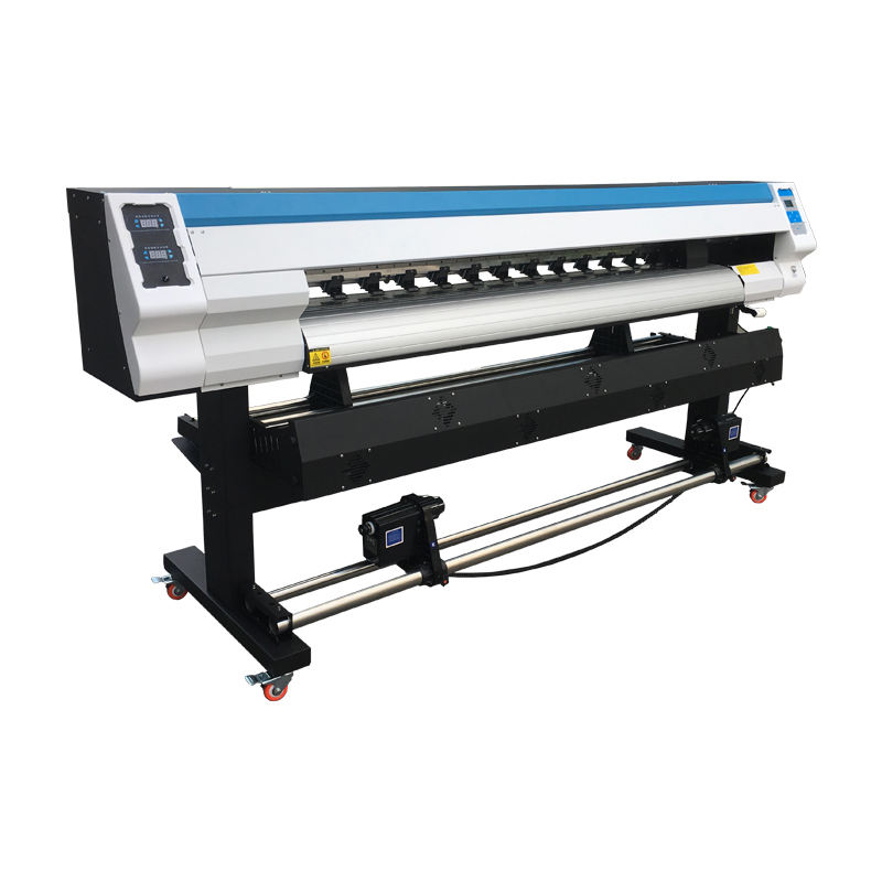 Outdoor Plotter Inkjet Printer 6Feet Car Sticker Printing Machine