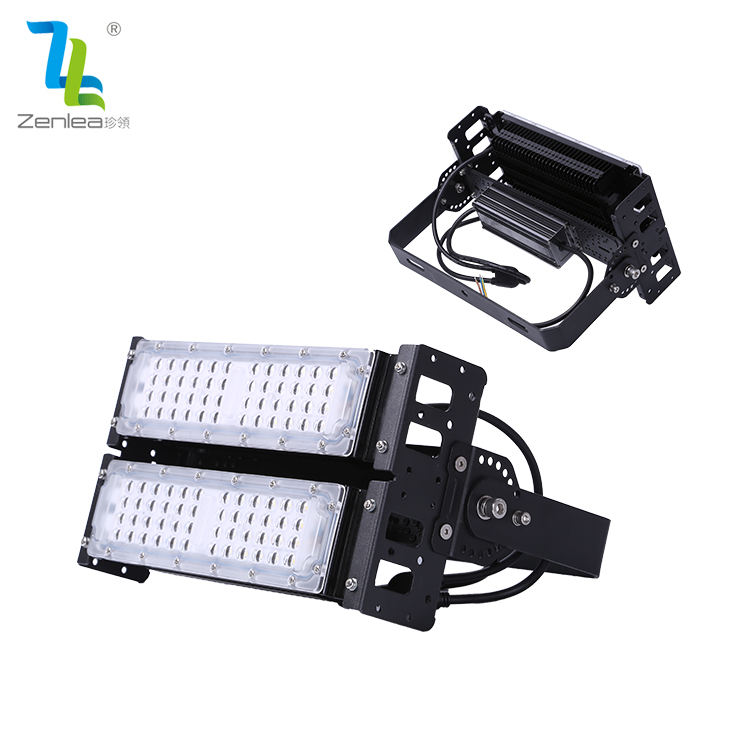 High Power Ip65 Waterproof Most Powerful Aluminum 100 150 200 W Led Tunnel Lamp