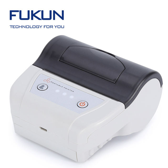 Hot selling 3inch Mini Bluetooth Handheld thermal receipt Printer for pos system