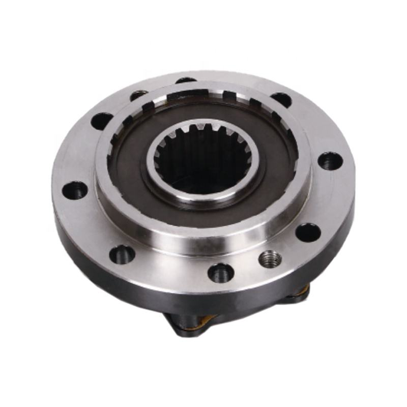 Nitoyo B041 Zinc Alloy Manual Free Wheel Hub Used For Mitsubishi Canter/Rosa FE639 FG TRUCK 4X4 1996-2004