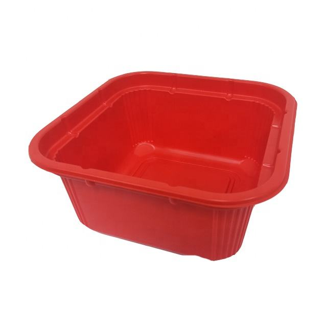 Factory Direct Supply Catering Pp Plastic Betrouwbare Plastic <span class=keywords><strong>Emmer</strong></span> Producent Voor Water
