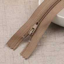 Wholesale Nylon Long Chain zip In Rolls garment accessories zipper