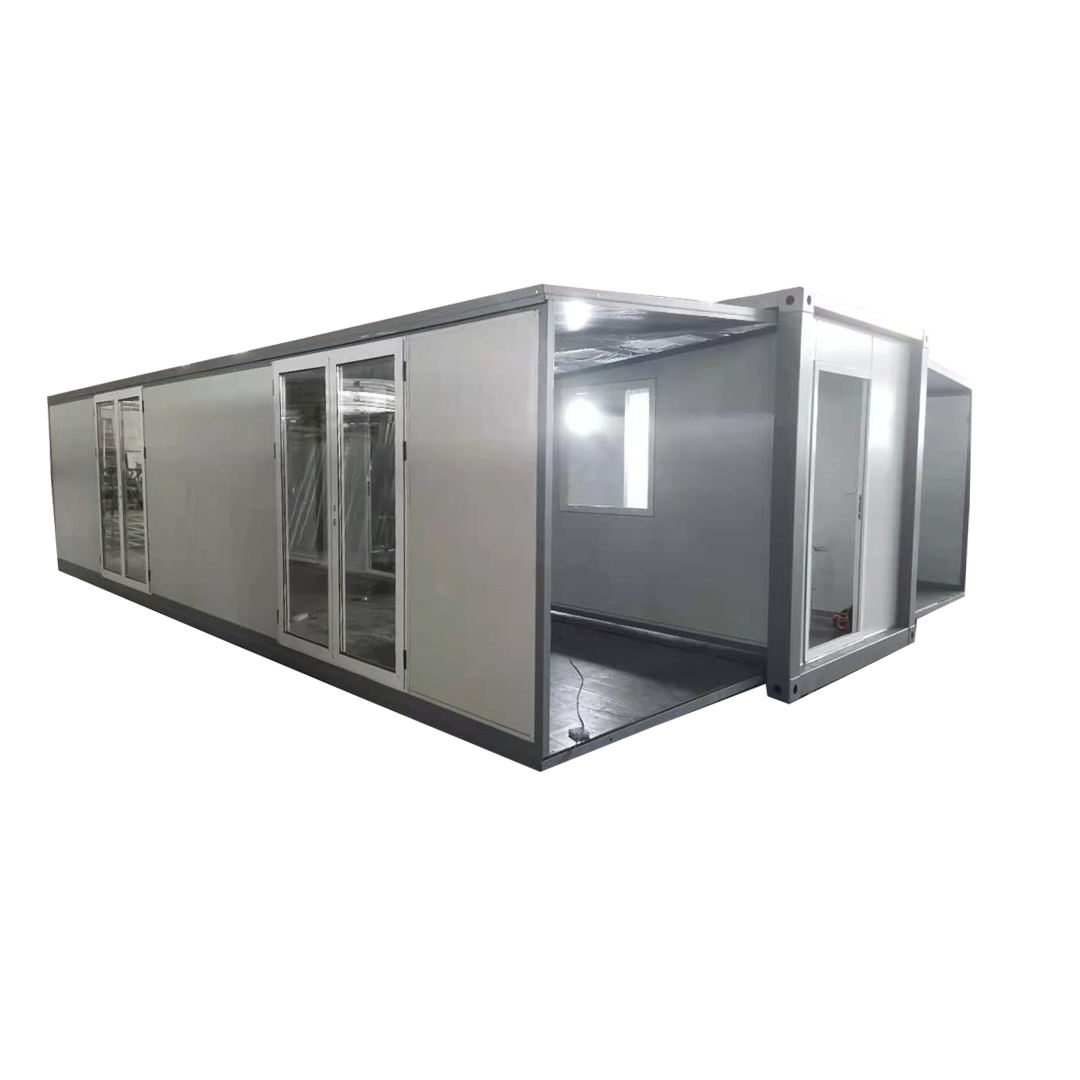 Australian Customized Modular Expandable Container 2 Bedroom Prefab Homes