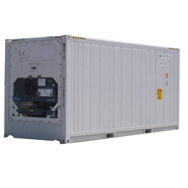 Best price 20ft 40ft used reefer/refrigerated container price for sale