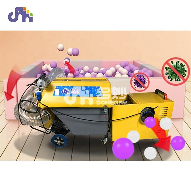 High quality big ball pit cleaning machine equipment ball pool indoor cleaning ball machine washing machine