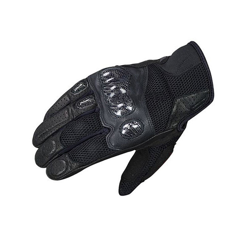 Motorcycle Tactical Protection Impact Gloves Bicycle Leather Riding Gloves