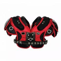 American Football Shoulder Pads rugby shoulder pad chest gua