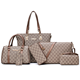 Large Capacity Perforated Women Handbags set Travel Large Wide Base Beach Tote Bag