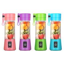 Christmas gift  licuadora portatil mini blender safe portable hand mixer juicer cup