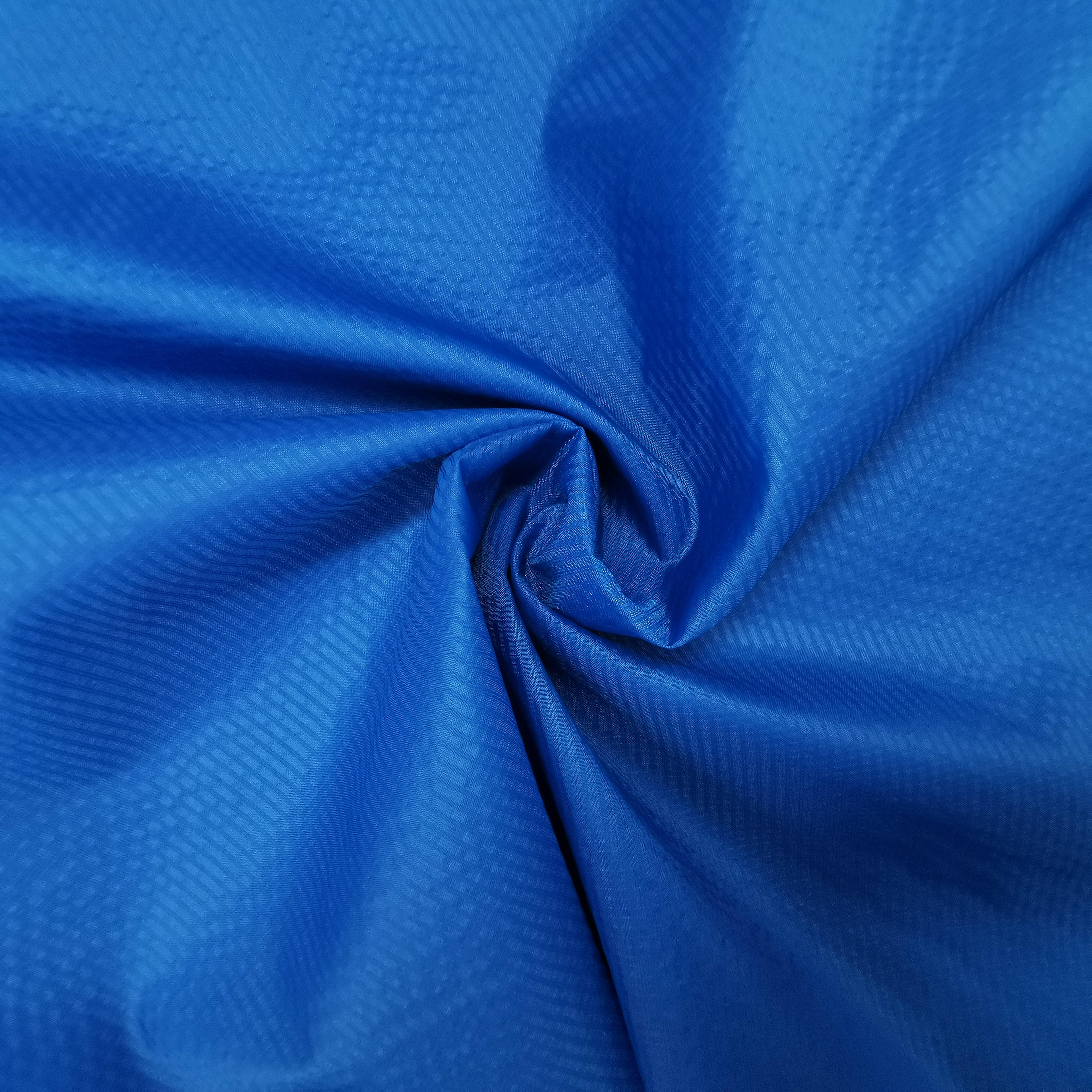 100 15D nylon taffeta vertical bar stripe PD environmental-friendly water proof down proof fabric