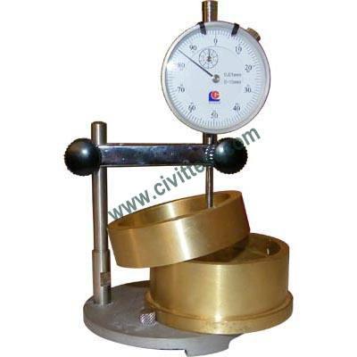 Hot sell Soil Shrinkage limit Meter testing Machine tester