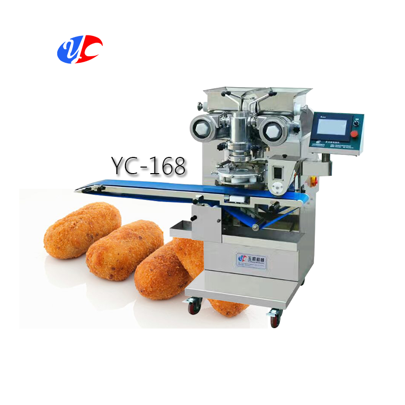 Snack Machine frozen croquette croquetas/croquette making fried potato