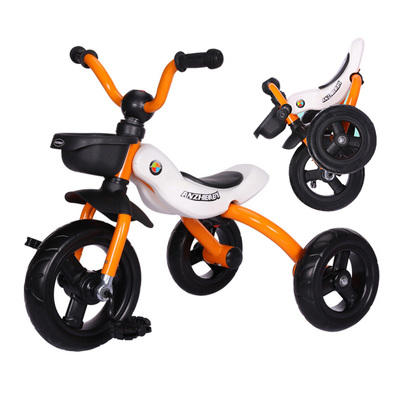 New Model 3 In 1 Baby Tricycle Wheels Small Baby Tricycle for Kids