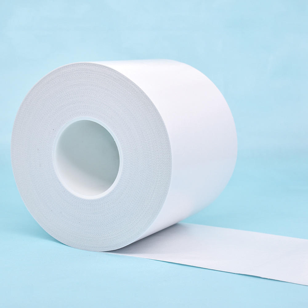 Medical breathable Non-Woven double side Surgical silicone Tape for skin