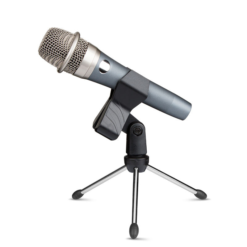 Lage Prijs Moving Coil Professionele Dynamische Vocal Cardioid Live Mic Sound Vocal Recording Bedrade Microfoon