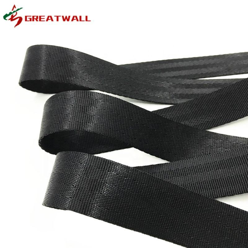 Factory 36 Years Factory Auto Wheelchair Aircraft Train Bus Seat Nylon High Tenacity Safety Strap Harness Belt Woven Webbing