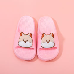 2020 new cartoon indoor leisure non-slip slippers for childr