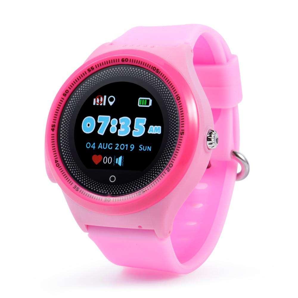 <span class=keywords><strong>2012</strong></span> Cadeau de noël Enfants Montre GPS Intelligente Avec Niveau Étanche IP67