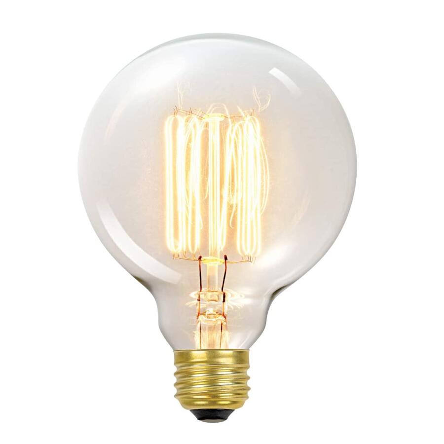 Vintage Lamp Licht G40 G125 25W 40W 60W 2200K E27 E26 <span class=keywords><strong>Edison</strong></span> Lamp