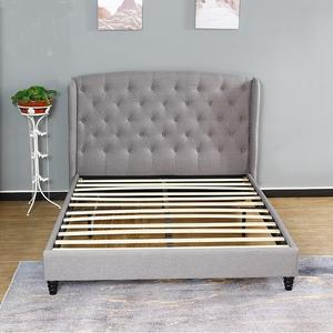 Free Sample Queen King Double Size Bed Base Frame