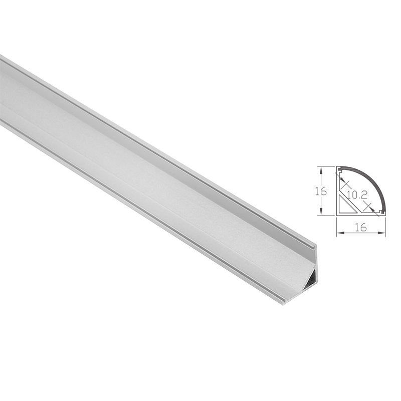 Low Voltage Seamless Connection Corner Cabinet Linear Strip LED Light Bar