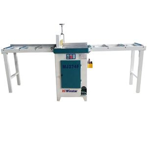 MJ274F industrial horizontal máquina cut-off saw crosscut serra de madeira da máquina