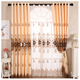 Cafe [ Sliding Curtain Living ] Curtain Wholesale Decorative Exterior Grommet Sliding Window Curtain For Living Room