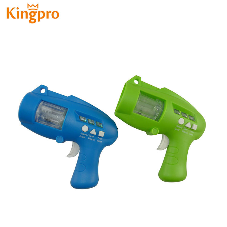 Professional Customized Red Laser Blaster Gun Game Toy Equipment