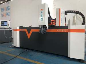 Automatic dispensing machine polyurethane foaming machine pu gasket making machine KW510