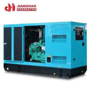 CE ISO9001 approved industrial use 40 kw diesel generator 50 kva genset