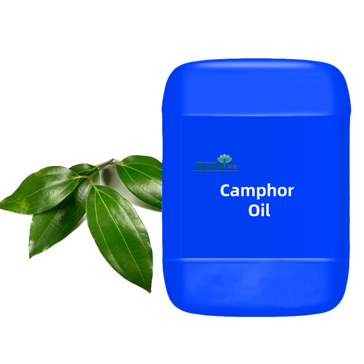 Chinese Manufacturers Supply Oragnic Camphor for cosmetic Brown Camphor Oil Essential Oil