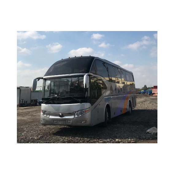 2018 used brand yutong LHD left hand drive 2016 year Used Yu-tong Bus with 50 Passenger Seats