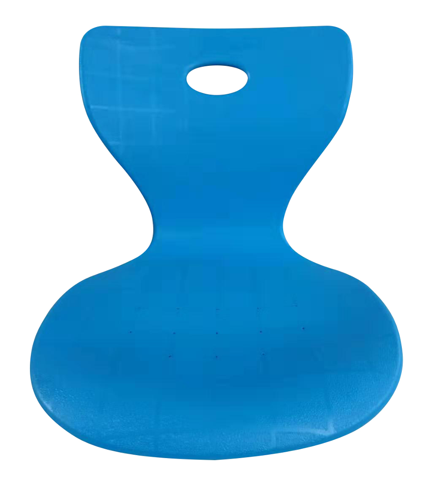 School furniture parts plastic PP chair seat and back